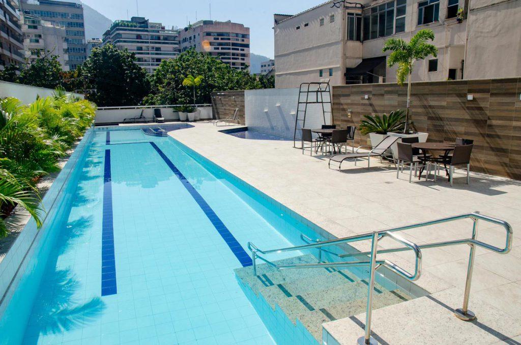 Concept Botafogo piscina